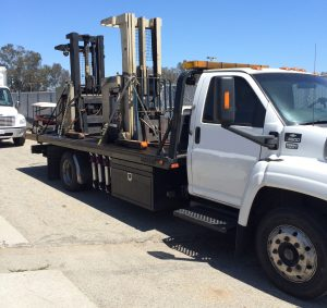 flatbed towing los angeles
